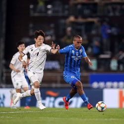 Top K League Teams Staggers into Rivals Match