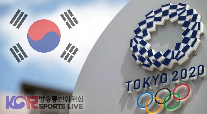 Tokyo Olympics South Korea Update