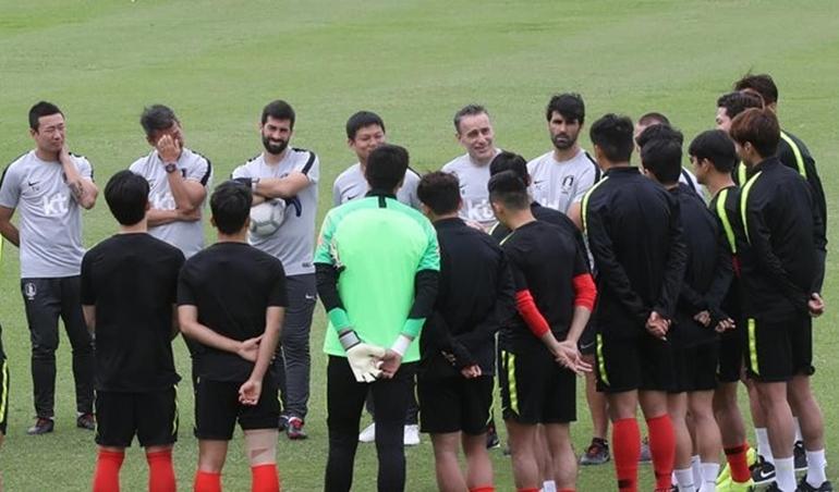한국 축구 대표팀, 올림픽 전 마지막 훈련 캠프 개막