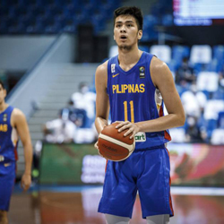 필리핀이 FIBA 아시아 컵 예선에서 대한민국을 상대로 승리