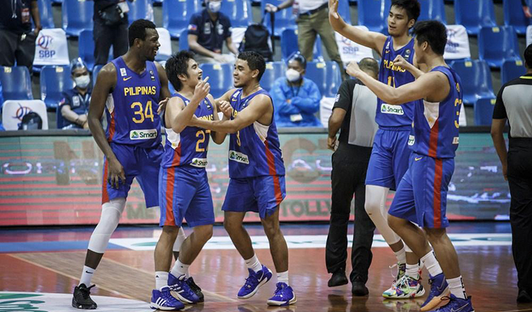 Philippines Won Against South Korea in FIBA Asia Cup Qualifiers