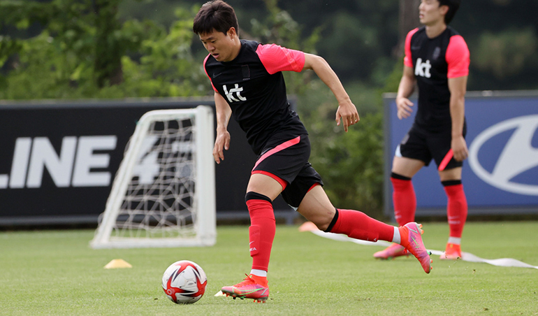 Midfielder Ready to Apply Lessons from Previous Olympics