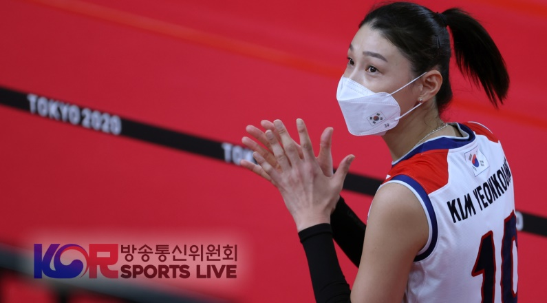 Kim Yeon-koung Retiring from National Volleyball Team