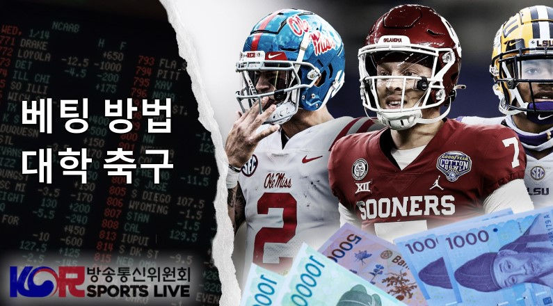 Easy guide to betting on College Football