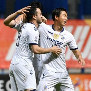 Ulsan Hyundai FC is Leading the AFC Champions League Round of 16