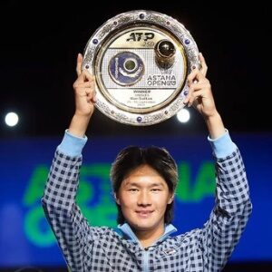 Kwon Soon-woo Wins the Astana Open and Now Ranks 57 in the World